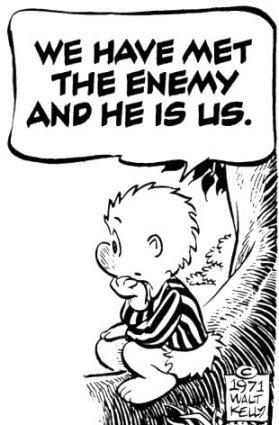 pogo enemy he is us