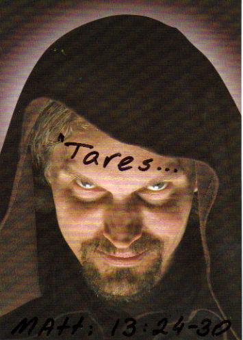 evil face tares
