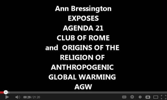 ann bressington exposes agenda 21