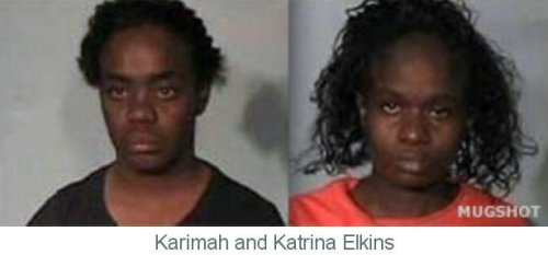 karimah and katrina elkins
