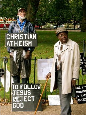 oxymoronic atheists