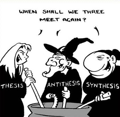 hegelian witchcraft