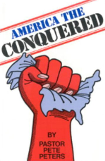 america the conquered by peters cover